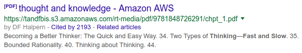 Amazon S3 Files Indexed By Google