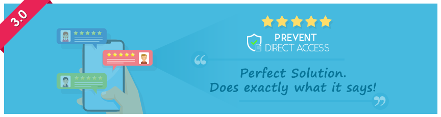 PDA Gold Testimonials - #1 Plugin to Protect WordPress Files
