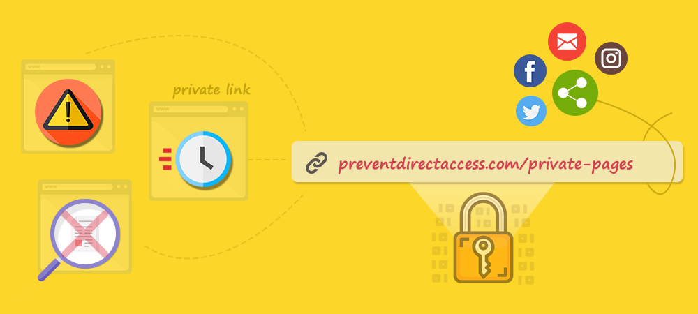 Protect WordPress Private Content