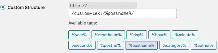 custom-permalink-wordpress