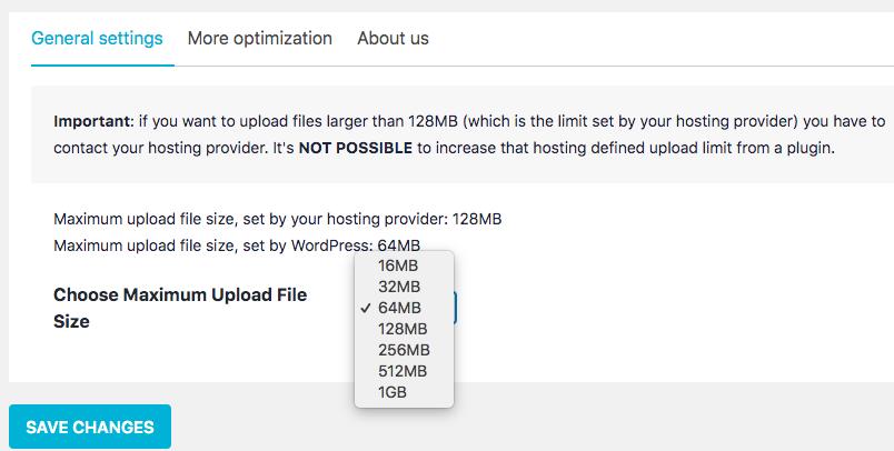 pda-choose-maximum-upload-file-size