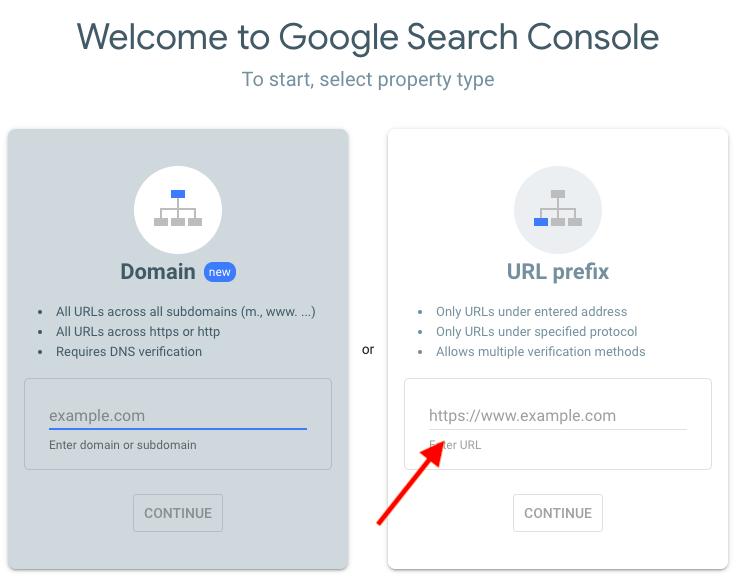 pda-google-search-console-url-prefix