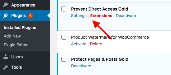 pda-install-prevent-direct-access-gold-plugin