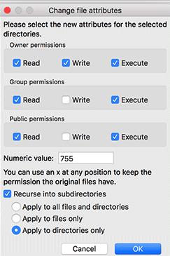 pda-folder-permissions