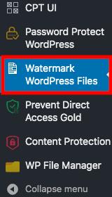 pda-watermark-wordpress-file-plugin