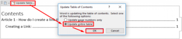 pda-word-update-entire-table
