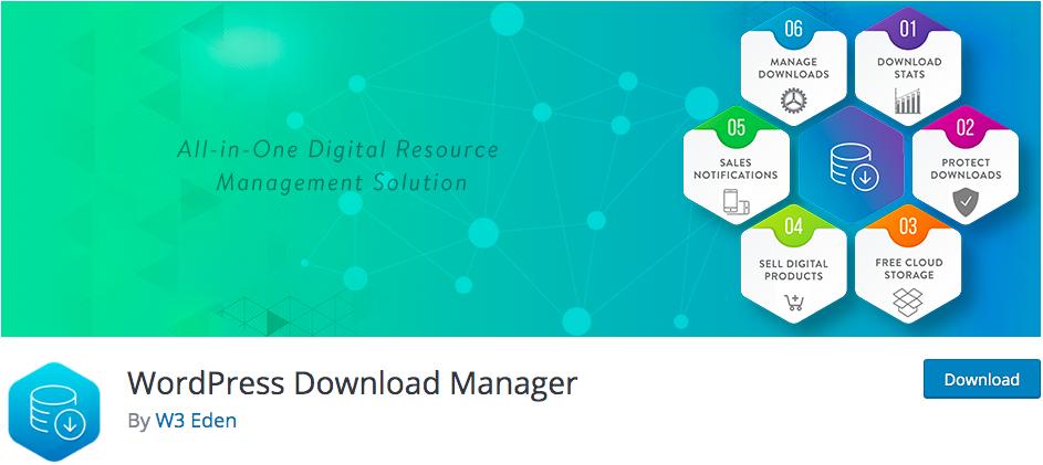 pda-wordpress-download-manager